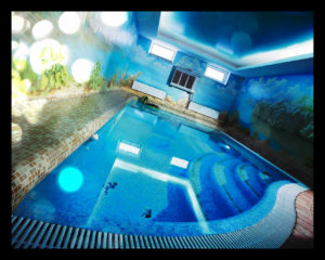 cool swimming pool picture